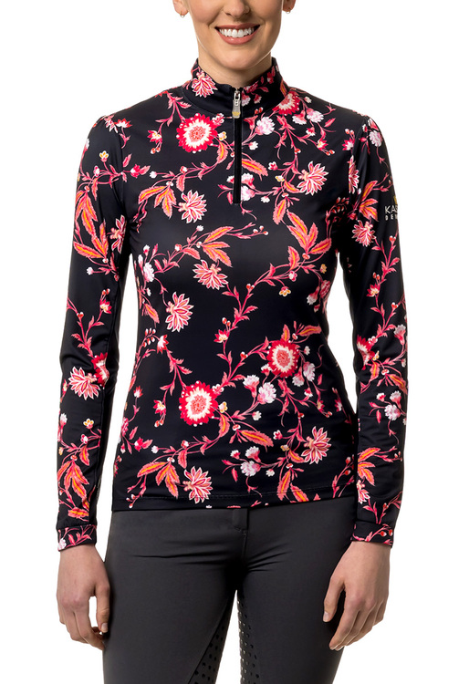 Fall Rose all-over print