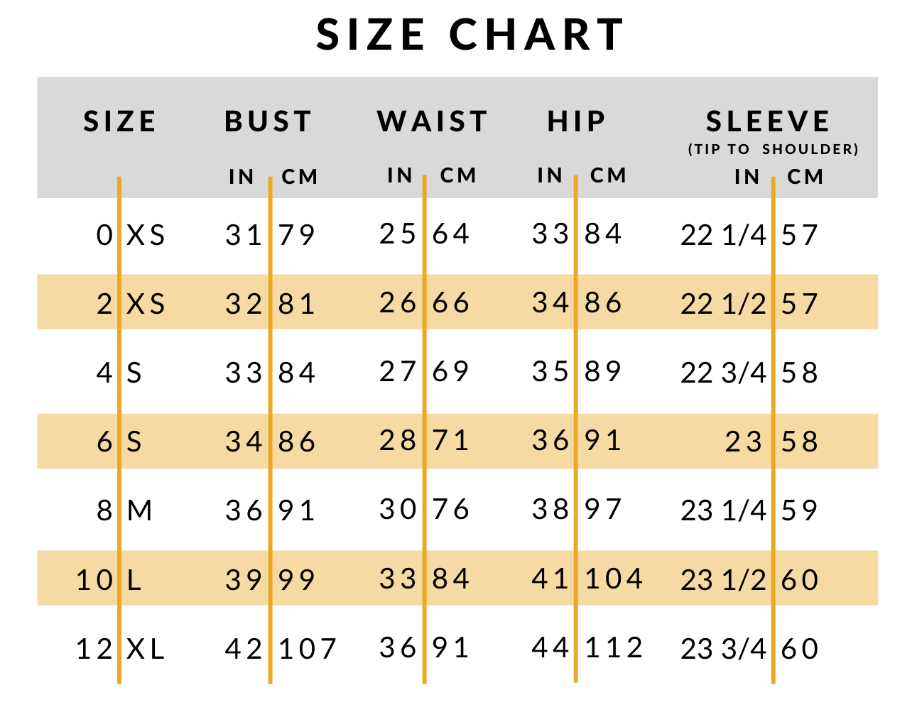 Learn More About Our Sizing | Kastel Denmark