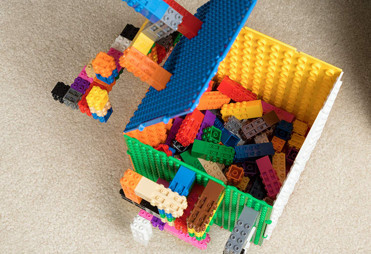 """Classic Creative Building Creatorz & The CUBE Set by Strictly Briks 