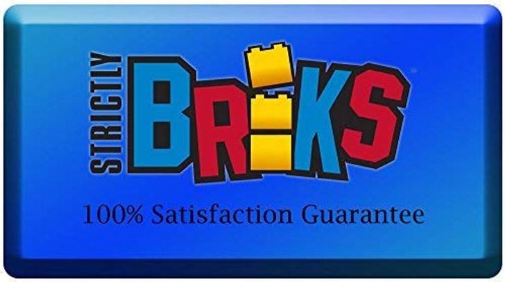 Strictly Briks 10x10 4 Packs