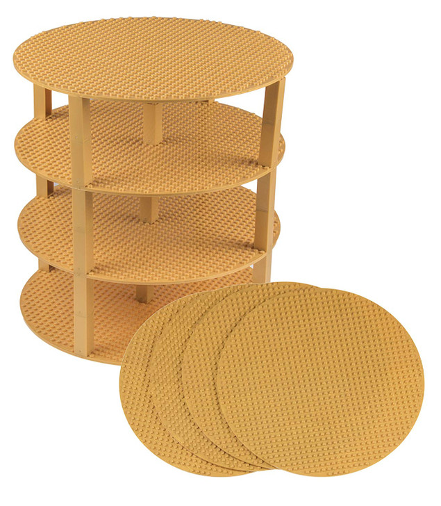 "Strictly Briks 12"" Circle Brik Tower"