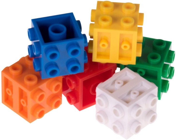 """Strictly Briks Classic Creative Building Creatorz & Baseplate Set Set is 100% Compatible with All Major Brick Brands 