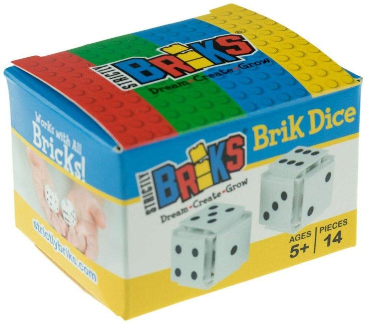 Strictly Briks Dice