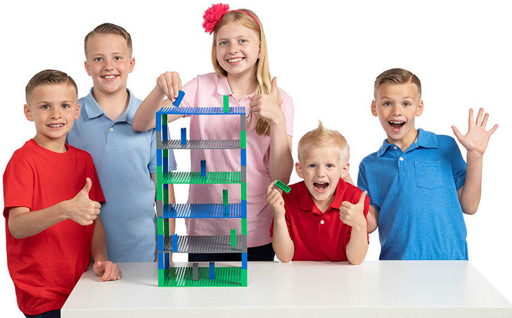 Strictly Briks Family Fun Pack 6 Tall Brik Tower
