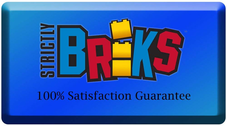 """Strictly Briks Classic Baseplates 10"""" x 10"""" Brik Tower 100% Compatible with All Major Brands 