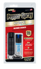 Pepper Spray New User Kit Key Case Pepper Spray with Quick Release Key Ring & Practice Spray, Finger Grip for enhanced control
