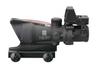 Trijicon ACOG® 4x32 BAC Riflescope w/ Trijicon RMR® -.223 BDC Red Chevron Reticle, Thumbscrew Mount, LED 3.25 MOA Red Dot RMR® Type 2