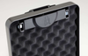 The Alpha Elite® Lock Box has a premium protective foam interior. The Alpha Elite Lock Box exceeds ASTM International and CA DOJ safety standards for child safety and pry resistance, lock strength, drop/pick/saw tests and hinge attack resistance.
