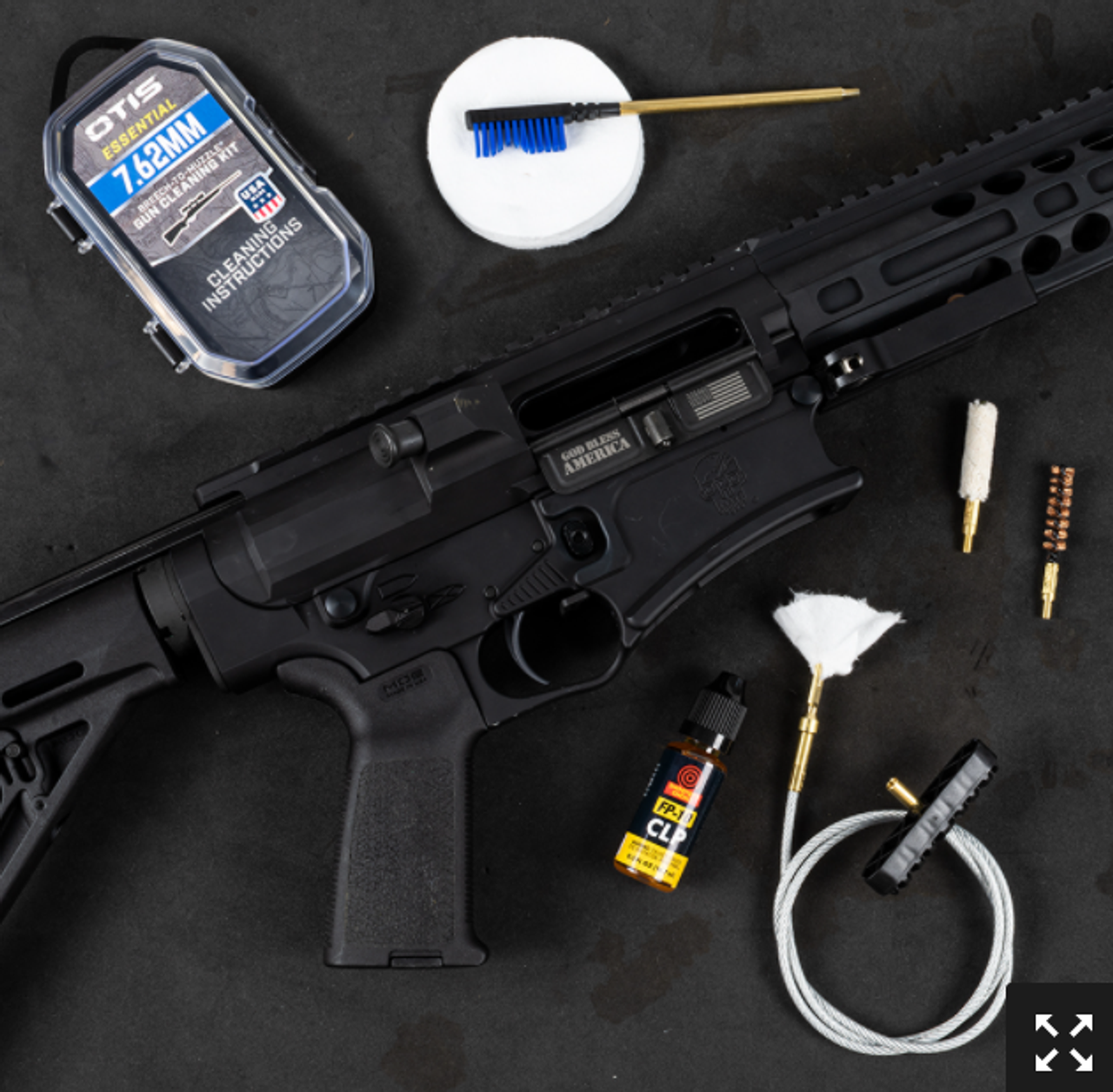7.62MM ESSENTIAL RIFLE CLEANING KIT