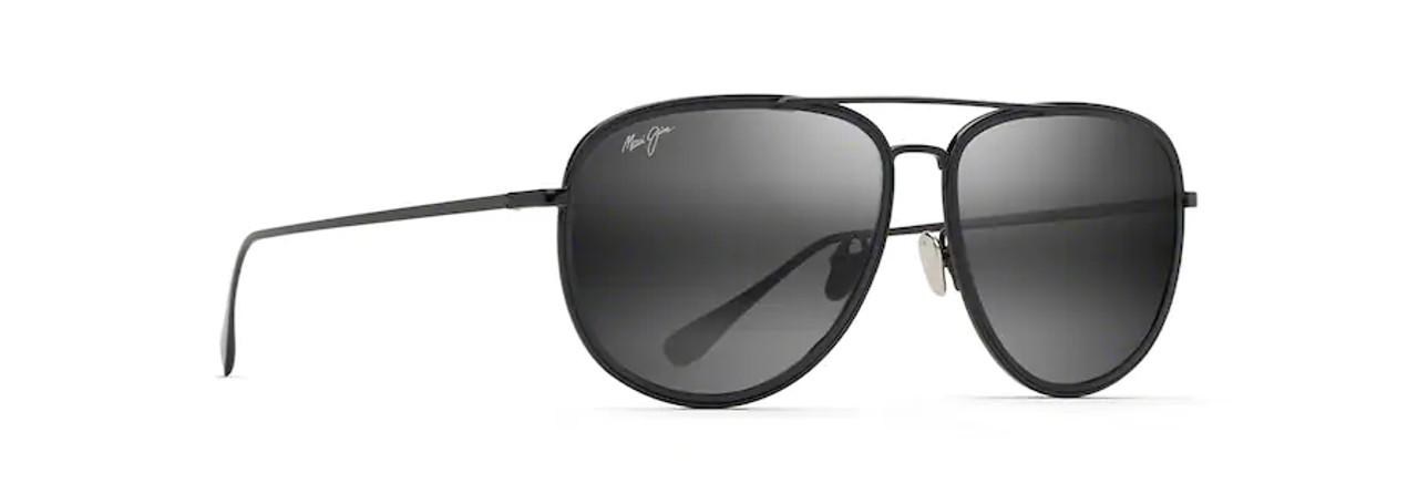 Fair Winds   Black Gloss with Black Matte Rim   Neutral Rim