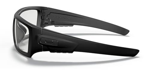 Oakley - Det Cord - Matte Black - Clear