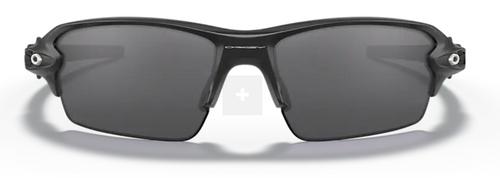Oakley - Flak 2.0 - Polished Black - Black Iridium