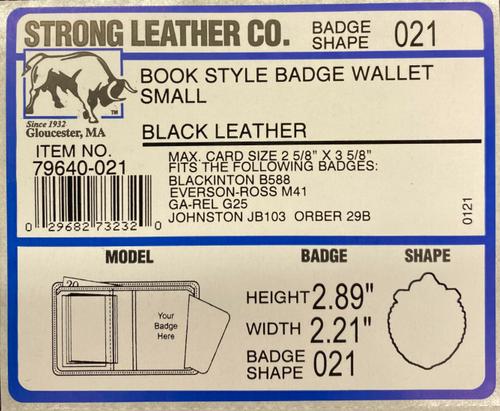 Hidden Badge Wallet - BI FOLD