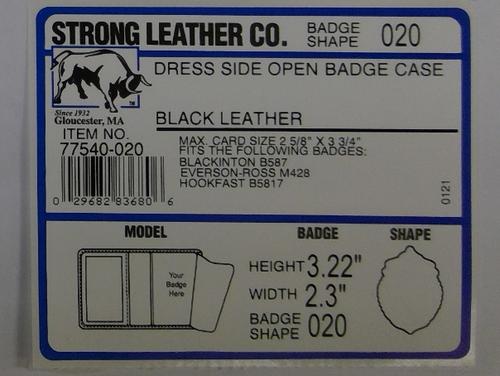 Badge Case Wallet