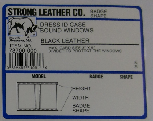Dress ID Case Windows