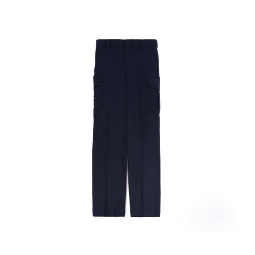 BLAUER SIDE-POCKET WOOL PANTS WITH TUNNEL
