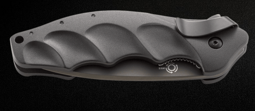 CRKT - FORESIGHT™ WITH TRIPLE POINT™ SERRATIONS