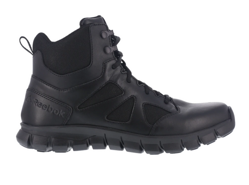 """Women's SUBLITE CUSHION TACTICAL 6"""" Tactical Boot with Side Zipper"""