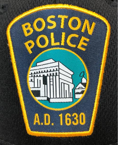 Boston Police Baseball Cap