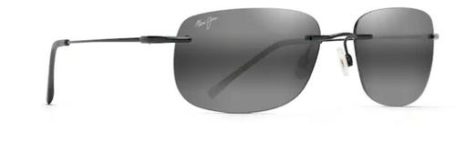 Maui Jim - OHAI - Gloss Black - Neutral Grey