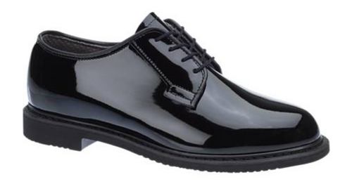 MEN'S BATES LITES® BLACK HIGH GLOSS OXFORD