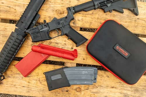 BLACKBEARD: THE AUTO-RESETTING TRIGGER SYSTEM FOR AR-15