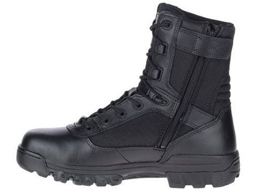 "MEN'S 8"" TACTICAL SPORT SIDE ZIP BOOT"