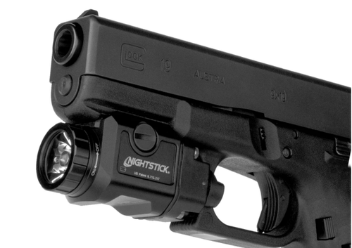 COMPACT WEAPON-MOUNTED LIGHT