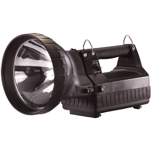 Streamlight HID LiteBox Lantern Standard System (120V, Black)
