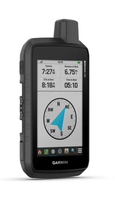 Montana® 700 Rugged GPS Touchscreen Navigator