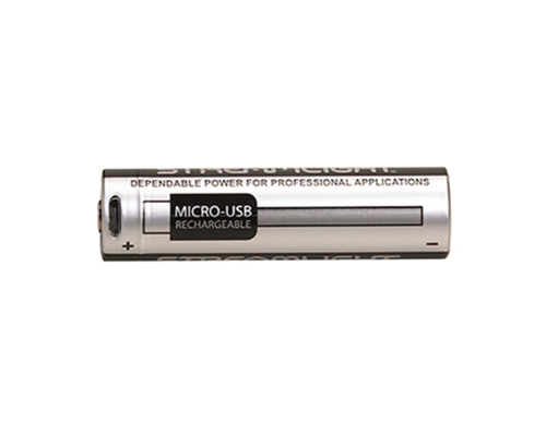 18650 2600mAh 3.7V Protected Lithium Ion Battery with Built in USB Charge