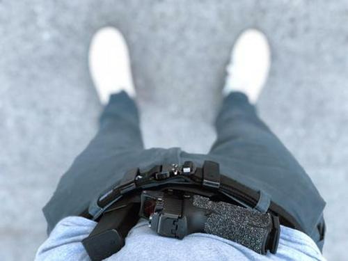 Minimalist EDC Belt