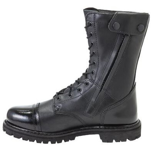 ROCKY WOMEN'S SIDE ZIPPER JUMP BOOT