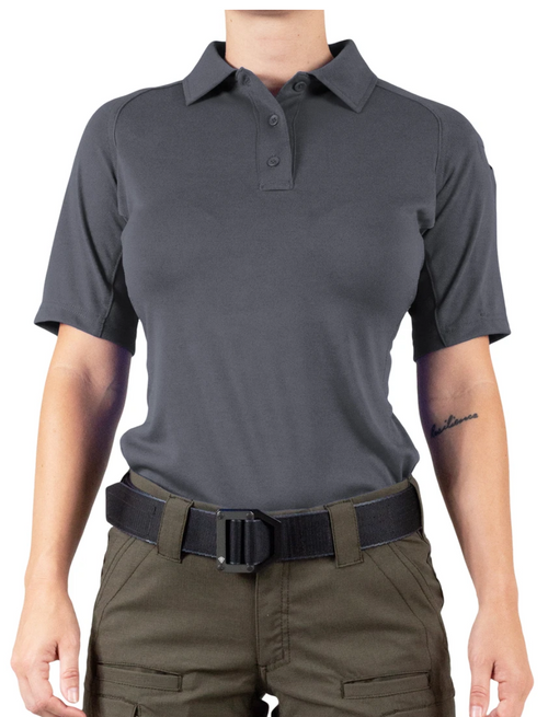Women's Performance Polo Short Sleeve