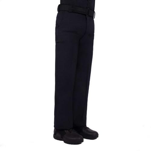 BLAUER 10-POCKET WOOL PANTS W/ TUNNEL WAISTBAND