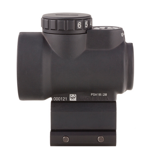 Trijicon MRO® 1x25 Green Dot Sight - Full Cowitness Mount