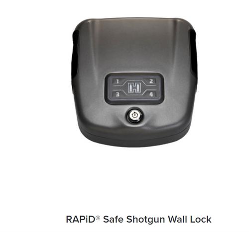 RAPiD® Safe Shotgun Wall Lock