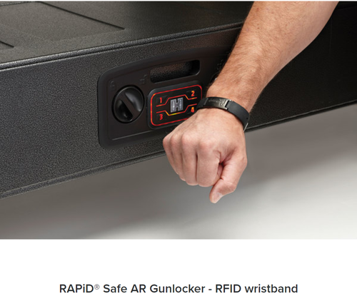 RAPiD® Safe AR Gunlocker