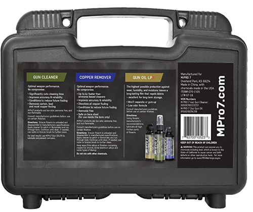 Universal Firearms Cleaning Kit