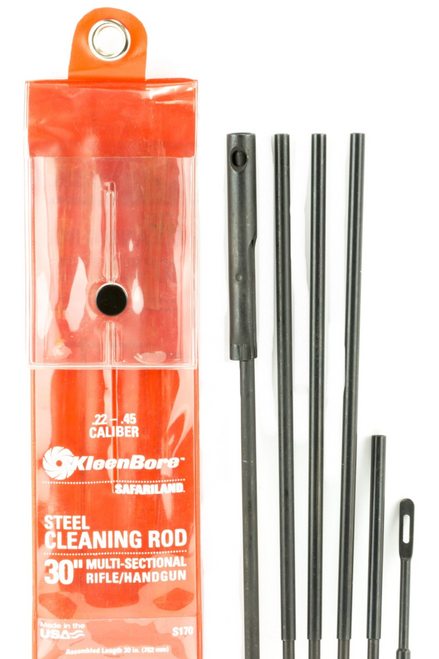 Steel Cleaning Rod