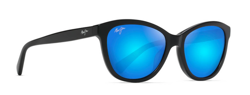 Maui Jim - CANNA - Black Gloss - Blue Hawaii