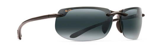 Maui Jim - BANYANS - Gloss Black - Neutral Grey