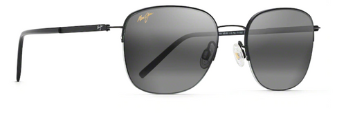 Maui Jim - CRATER RIM - Matte Black - Neutral Grey