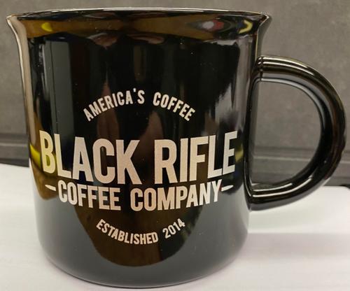 BRCC AR COFFEE MUG