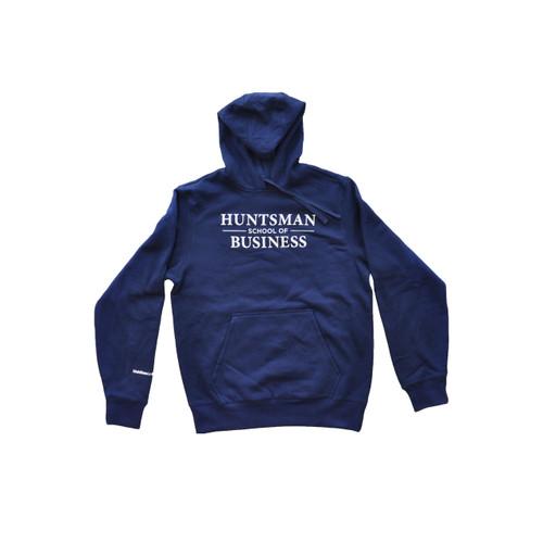 Huntsman Blue Hoodie