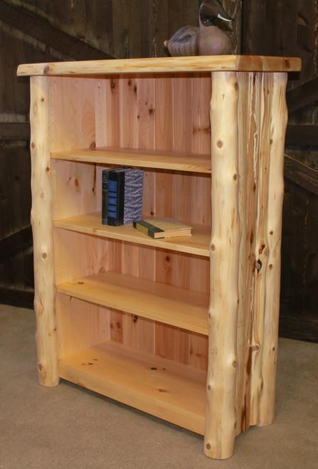 Logger Bookcase