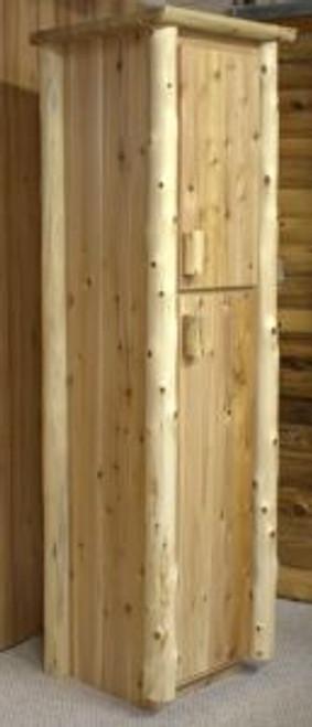 Hidden Lake Rustic Linen Closet - HLRLC