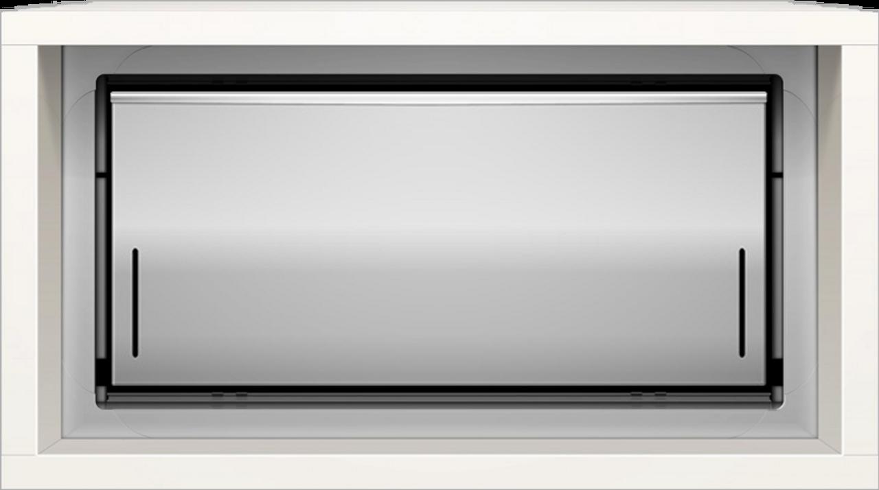 Smart Vent 1540-808F-520 Dual Function Pour In Place Vinyl Buck