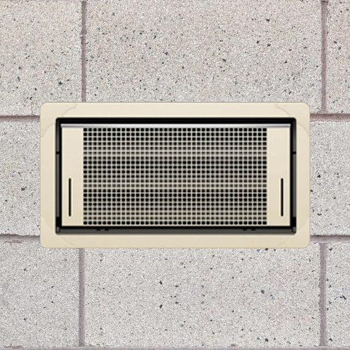 Smart Vent 1540-510 Dual Function Wheat Flood Vent