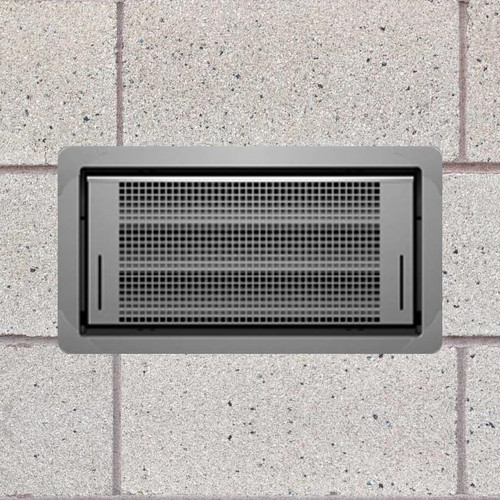 Smart Vent 1540-510 Dual Function Gray Flood Vent